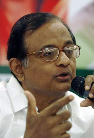 Anna's August 16 fast is unjustified: Chidambaram