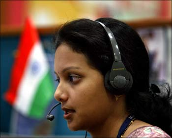 India's BPO sector has shown remarkable resilience in the face of adverse economic conditions.