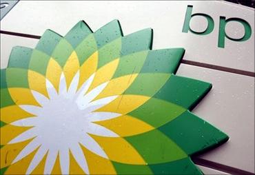 BP logo.